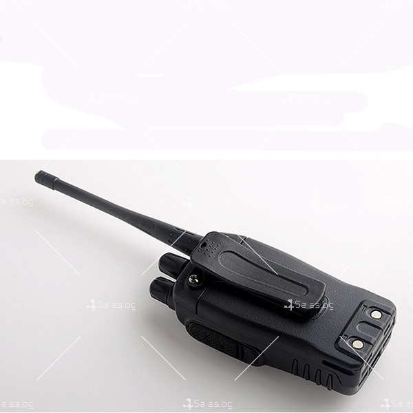 Компактно уоки-токи BF-888S радиостанция, с 16 канала, устойчиво на вода и удар 9