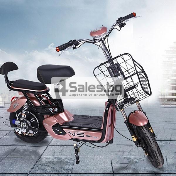Електрически мотор марка Pubec 2018 MOTOR-3 2