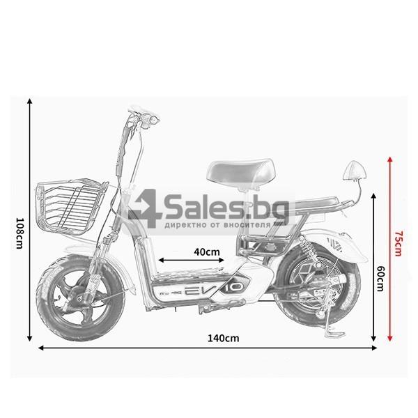 Електрически мотор марка Pubec 2018 MOTOR-3 5