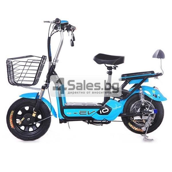 Електрически мотор марка Pubec 2018 MOTOR-3 8