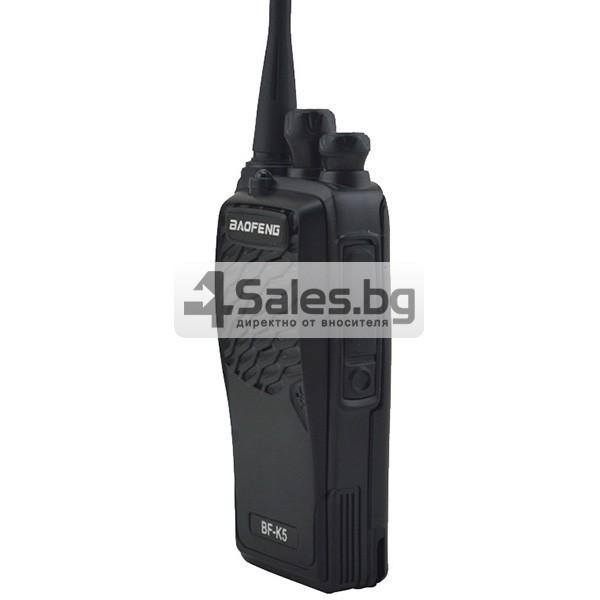 Baofeng уоки-токи Handheld с периметър 1-3 км BF-K5 2