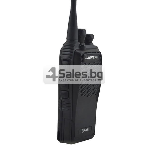 Baofeng уоки-токи Handheld с периметър 1-3 км BF-K5 3