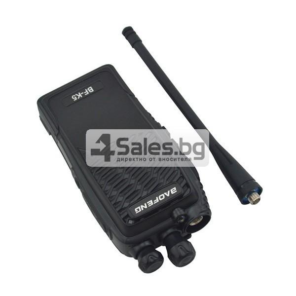 Baofeng уоки-токи Handheld с периметър 1-3 км BF-K5 5