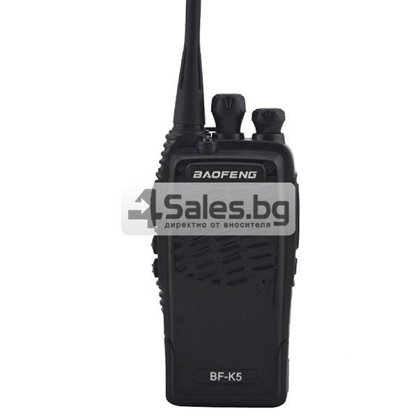 Baofeng уоки-токи Handheld с периметър 1-3 км BF-K5 6