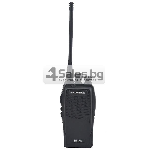 Baofeng уоки-токи Handheld с периметър 1-3 км BF-K5 9