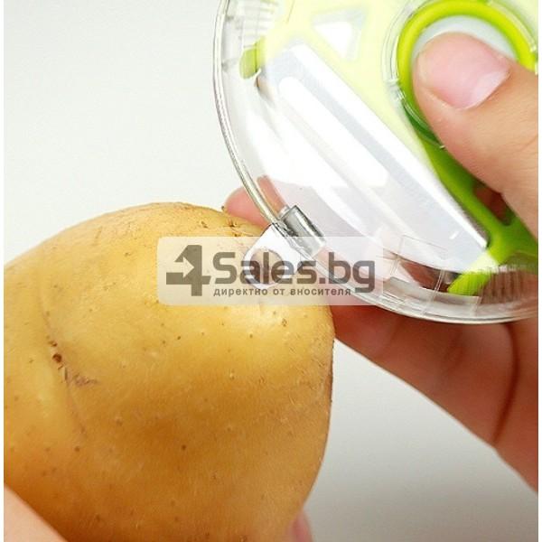 Многофункционална белачка за плодове и зеленчуци 3 в 1 TV145 2