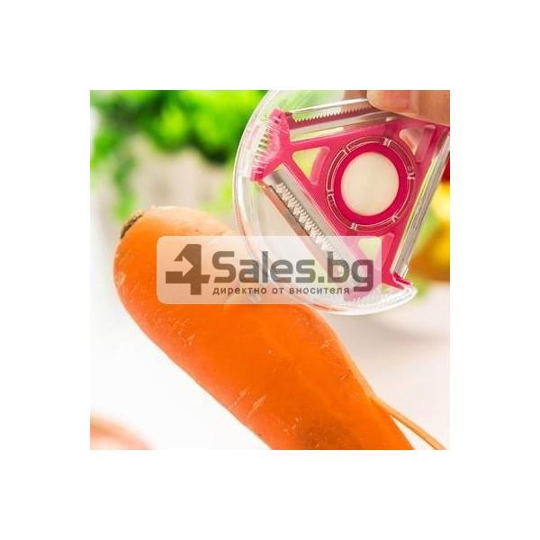 Многофункционална белачка за плодове и зеленчуци 3 в 1 TV145 11