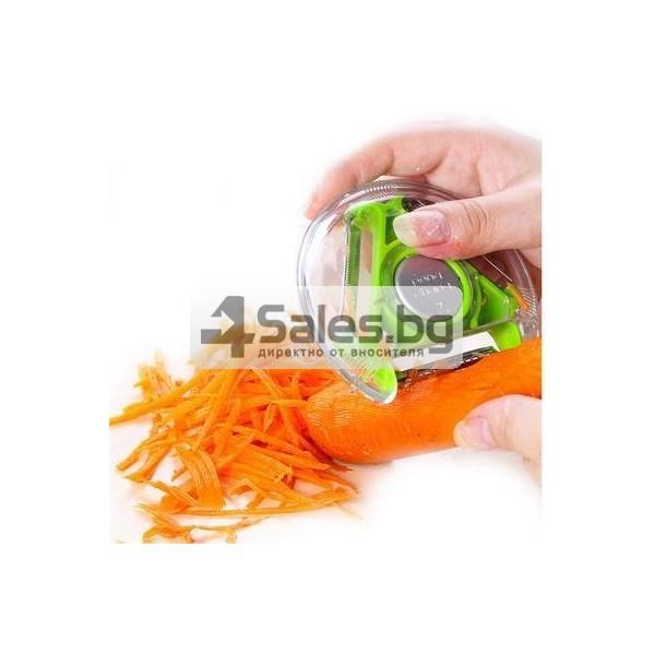 Многофункционална белачка за плодове и зеленчуци 3 в 1 TV145 14