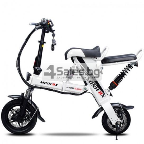 Сгъваем електрически велосипед C1 в три варианта BIKE-1 12 inch