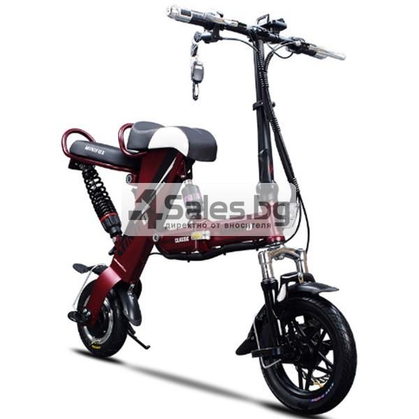 Сгъваем електрически велосипед C1 в три варианта BIKE-1 12 inch 2