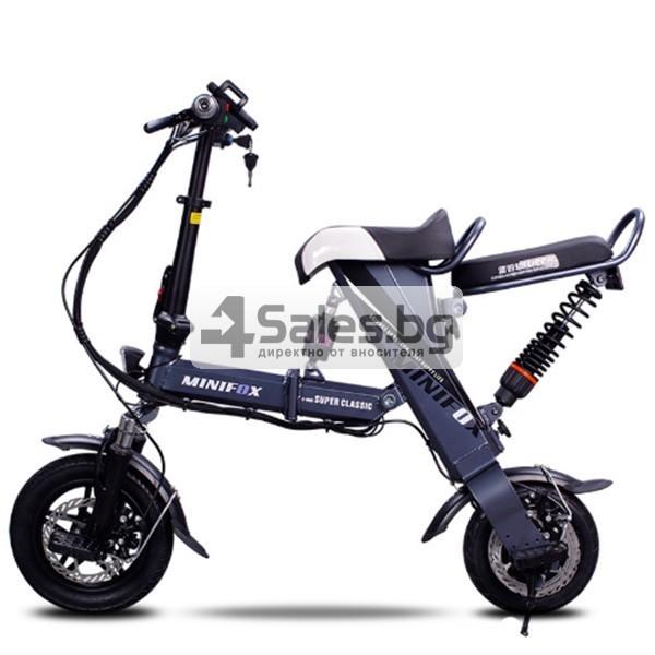 Сгъваем електрически велосипед C1 в три варианта BIKE-1 12 inch 3