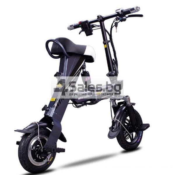 Сгъваем електрически велосипед C1 в три варианта BIKE-1 12 inch 4