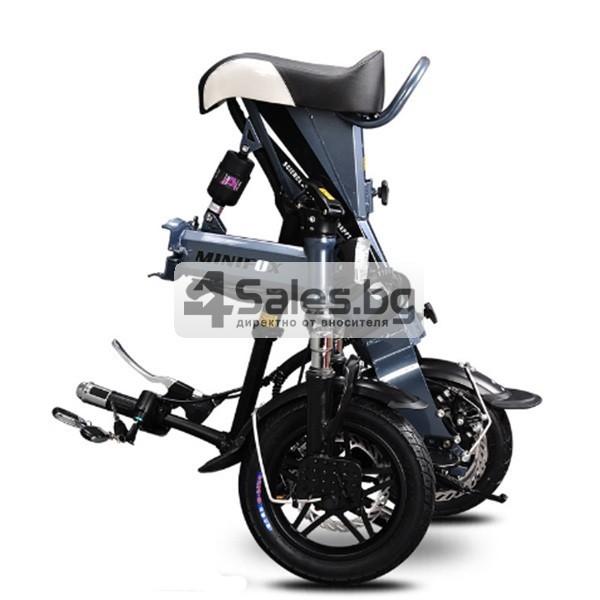 Сгъваем електрически велосипед C1 в три варианта BIKE-1 12 inch 5