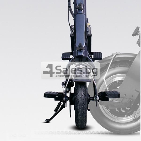 Сгъваем електрически велосипед C1 в три варианта BIKE-1 12 inch 7