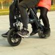 Сгъваем електрически велосипед C1 в три варианта BIKE-1 12 inch 20