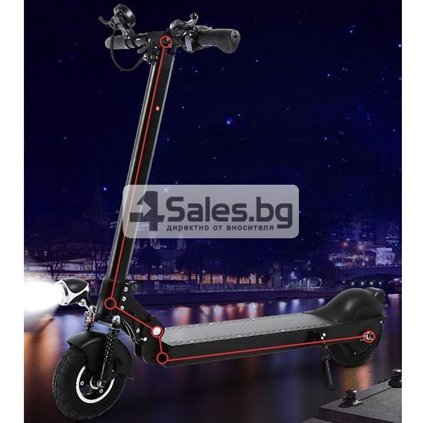Електрически сгъваем мини скутер 8 inch, 36V-350W-10 A SCOOTER-1 8