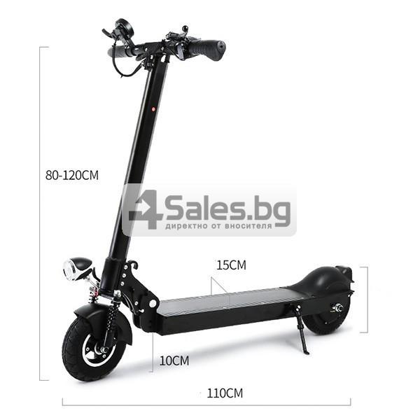 Електрически сгъваем мини скутер 8 inch, 36V-350W-10 A SCOOTER-1 11