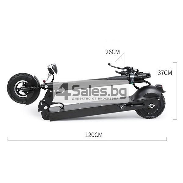 Електрически сгъваем мини скутер 8 inch, 36V-350W-10 A SCOOTER-1 12