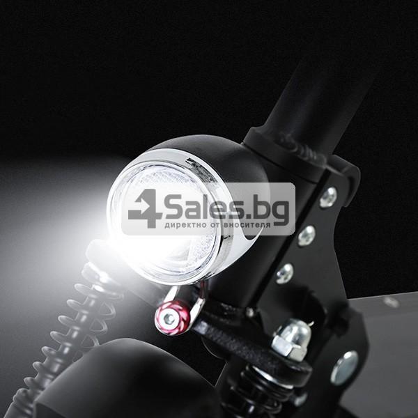 Електрически сгъваем мини скутер 8 inch, 36V-350W-10 A SCOOTER-1 13