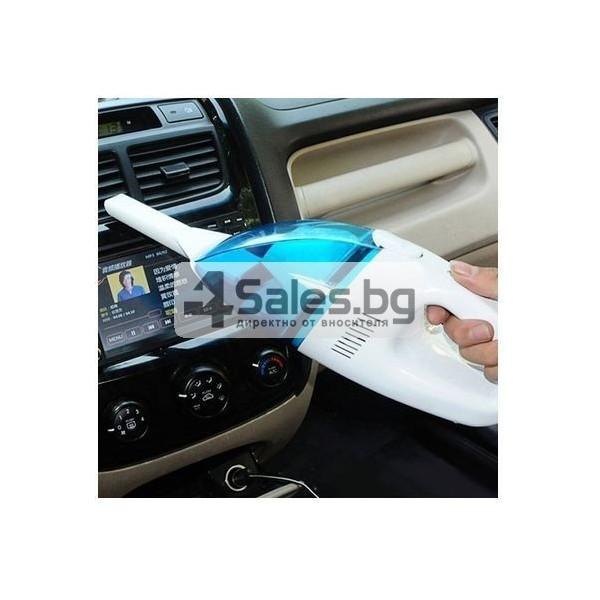Преносима мини автомобилна прахосмукачка за сухо и мокро почистване AUTO CLEAN-7 14