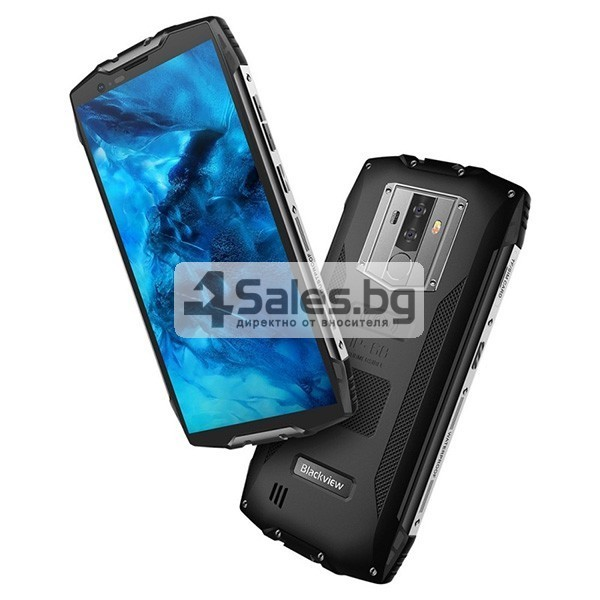 Супер устойчив смартфон Blackview BV6800 Pro 5