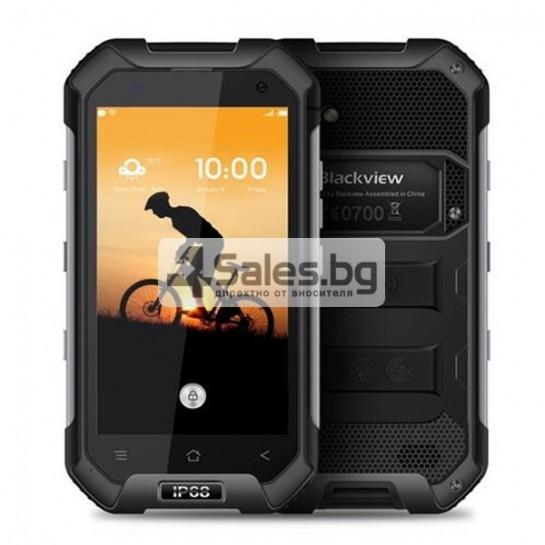 Blackview 6000 – издържа на намокряне, удари, надраскване и прах