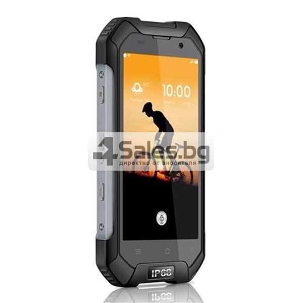 Blackview 6000 – издържа на намокряне, удари, надраскване и прах 5