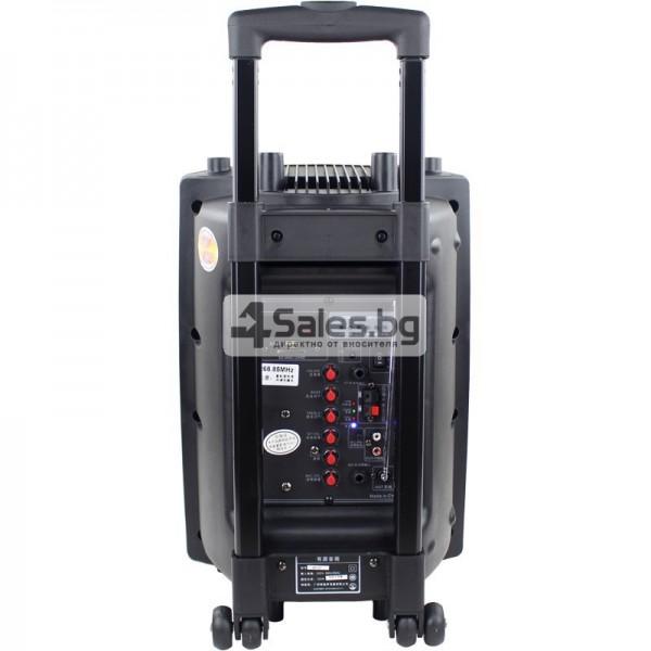 Преносима караоке колона с еквалайзер, радио и USB порт Temeisheng DP - 107 S 10
