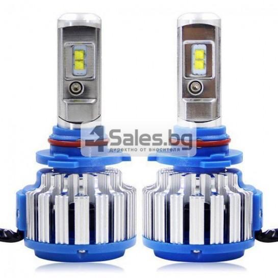 Автомобилни лед светлини против мъгла тип H4 с преобразувател Т1 CAR LED14