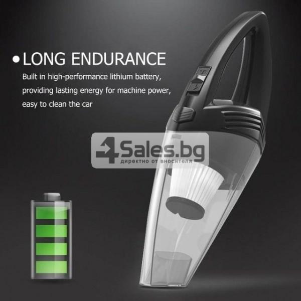 Безжична 120W прахосмукачка за дома и колата с Hepa филтър AUTO CLEAN-9 13