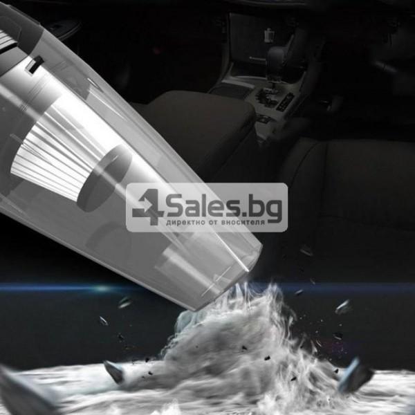 Безжична 120W прахосмукачка за дома и колата с Hepa филтър AUTO CLEAN-9 15