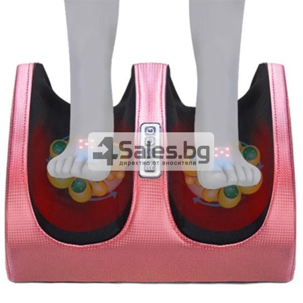 Масажор за крака – масаж на стъпала, пръсти, глезени и прасец TV146 9