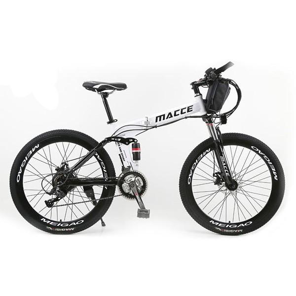 Чудесен сгъваем електрически планински велосипед – 26INCH BIKE - 2 1