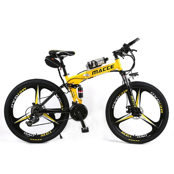 Чудесен сгъваем електрически планински велосипед – 26INCH BIKE - 2 2