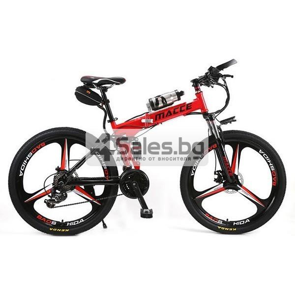 Чудесен сгъваем електрически планински велосипед – 26INCH BIKE - 2 3