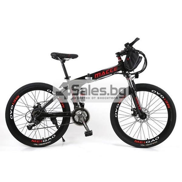 Чудесен сгъваем електрически планински велосипед – 26INCH BIKE - 2 4