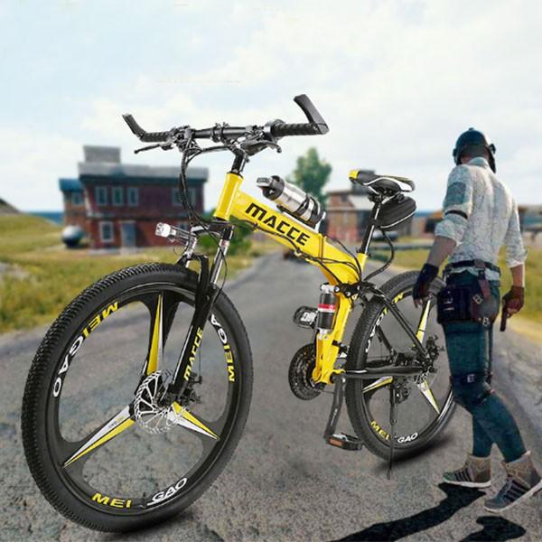 Чудесен сгъваем електрически планински велосипед – 26INCH BIKE - 2 7