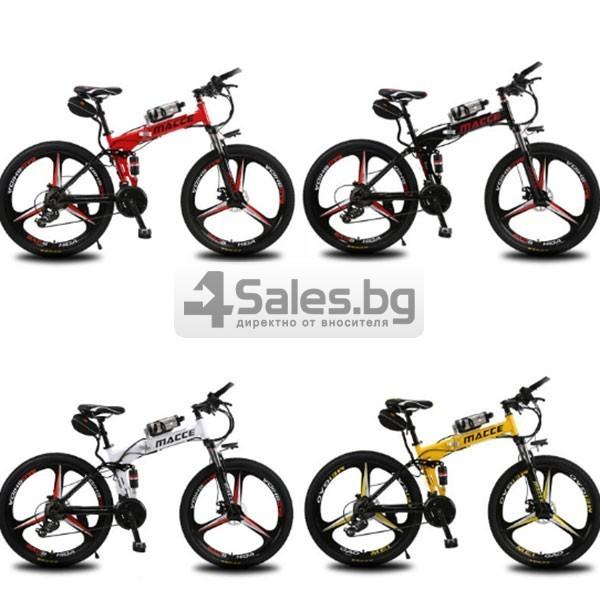 Чудесен сгъваем електрически планински велосипед – 26INCH BIKE - 2 8
