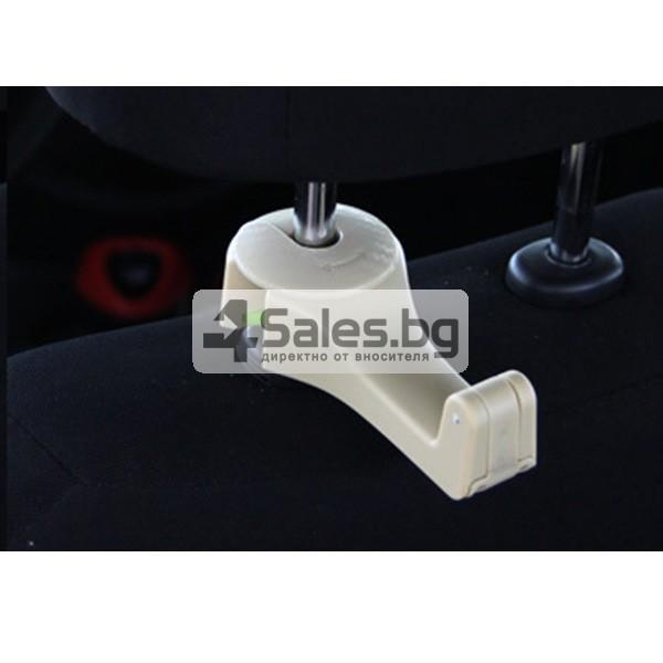 Държач за смартфона при задните места на колата AUTO CHAIR CASE 5