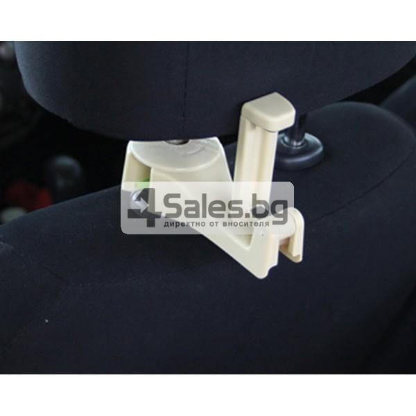 Държач за смартфона при задните места на колата AUTO CHAIR CASE 6