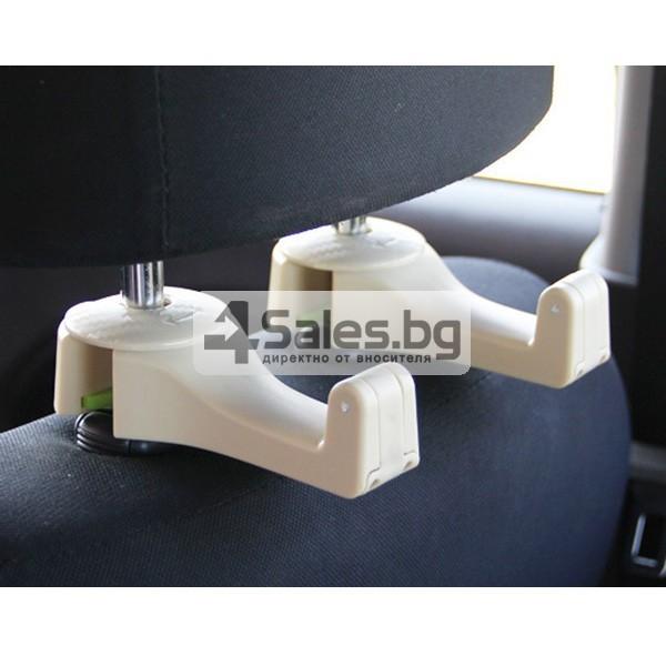 Държач за смартфона при задните места на колата AUTO CHAIR CASE 7