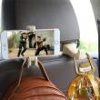 Държач за смартфона при задните места на колата AUTO CHAIR CASE 13