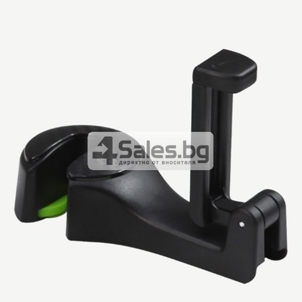 Държач за смартфона при задните места на колата AUTO CHAIR CASE