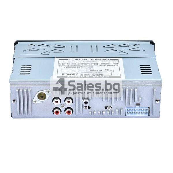 Радио, MP3, Bluetooth - аудио за кола Reako, JSD-520 с SD карта AUTO RADIO-6 3