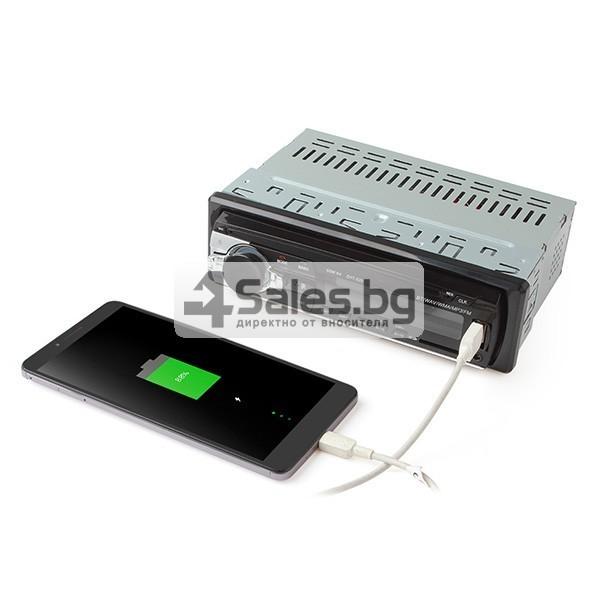 Радио, MP3, Bluetooth - аудио за кола Reako, JSD-520 с SD карта AUTO RADIO-6 5