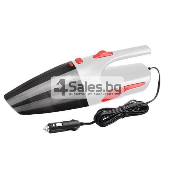 Автомобилна безжична прахосмукачка за сухо и мокро почистване AUTO CLEAN-8 2
