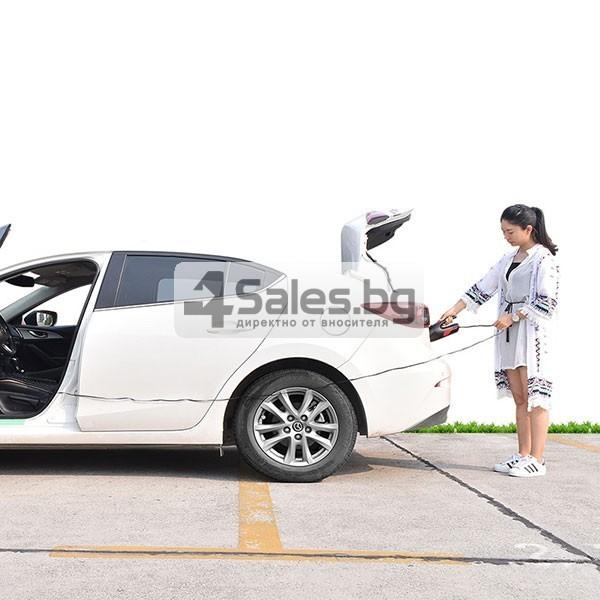 Автомобилна безжична прахосмукачка за сухо и мокро почистване AUTO CLEAN-8 11