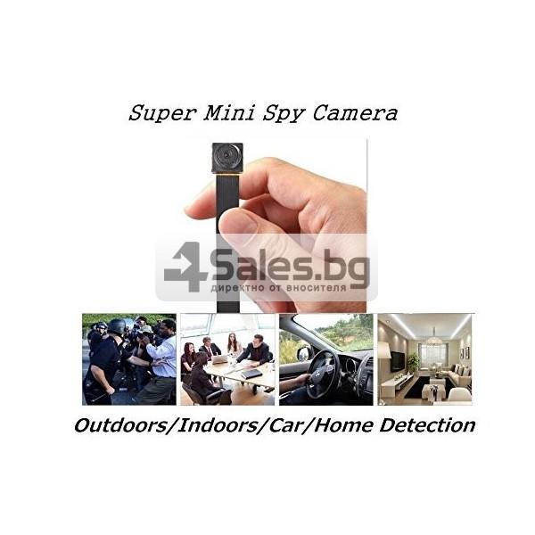 Мини WIFI HD скрита камера за шпиониране IP12 9