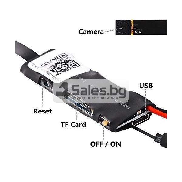 Мини WIFI HD скрита камера за шпиониране IP12 10
