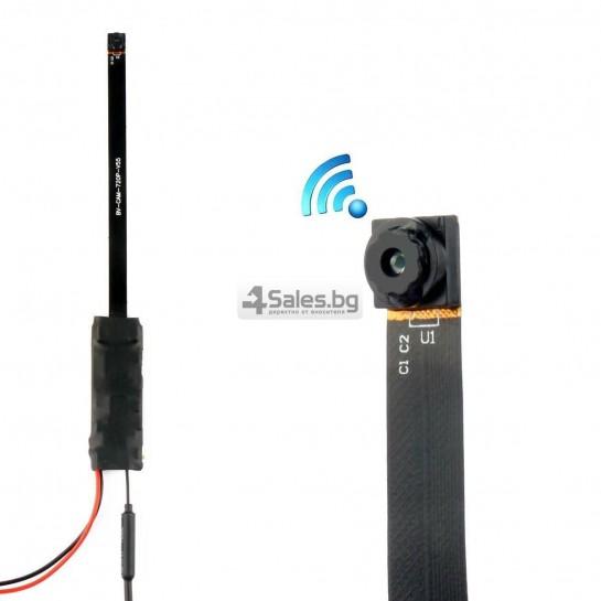 Мини WIFI HD скрита камера за шпиониране IP12